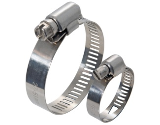 Stainless Steel Hoseclamps