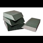 9 x ZA Abrasive Sanding Blocks, Industrial Quality, #60, #100, #150.. 3 of each