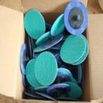Roloc quickchange sanding disc 2 inch (50mm) x 25